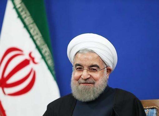 روحاني: لن نسمح لإرهابيي البيت الأبيض بزعزعة استقرار إيران