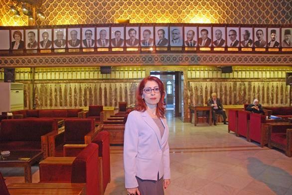 مع تعدد نشاطاتها د. أريسيان: نعمل على تفعيل الدبلوماسية الشعبية بين سورية وأرمينيا