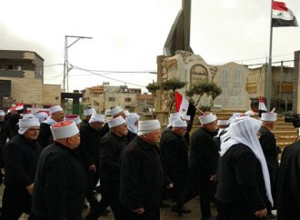 أهلنا في الجولان يجدّدون تمسّكهم بأرضهم وبالهوية العربية السورية