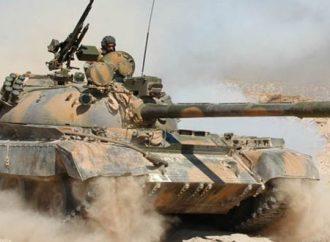 الجيش يدمّر آليات للإرهابيين في محيط الهبيط بريف إدلب