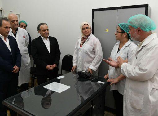 المهندس خميس من شركة تاميكو: النهوض بالصناعات الدوائية أولوية