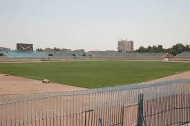 تأهيل الملعب البلدي في دير الزور