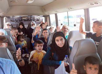 دمشق وموسكو: مواصلة واشنطن احتلال أراض سورية يعيق جهود التسوية دفعــــات جديــــدة من المهجريــــن تعــــود من مخيــــم الركبــــان والأردن