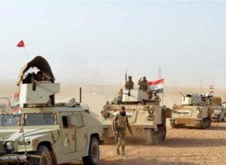"""القوات العراقية تطلق المرحلة الثالثة من عمليات """"إرادة النصر"""""""