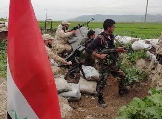 """لافروف: التصدي بحزم وقوة لأي اعتداء إرهابي ينطلق من إدلب  أهالي خان شيخون يتظاهرون ويحرقون صور متزعمي """"النصرة"""""""