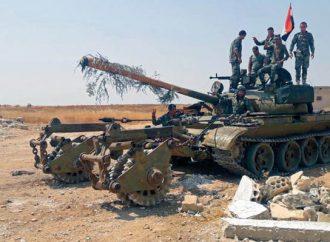 """أسلحة وذخائر من النظام التركي لنجدة إرهابيي """"النصرة"""" في خان شيخون الخارجية: الاستمرار في مطاردة فلول الإرهابيين حتى تطهير كامل التراب السوري"""