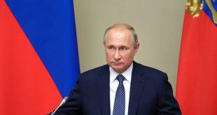 """بوتين: توسّع """"الناتو"""" تهديد لأمن روسيا"""