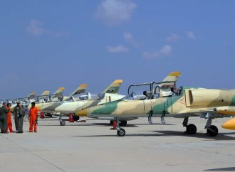 الجيش الليبي يستهدف قاعدة تركية في مصراتة