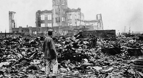 """""""هيروشيما"""" الجريمة الأبشع في تاريخ البشرية"""