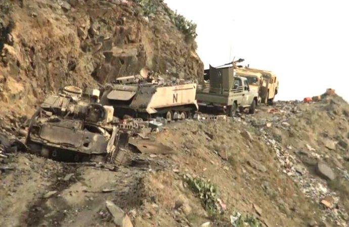 الجيش اليمني يحبط هجوماً لمرتزقة النظام السعودي في الحديدة