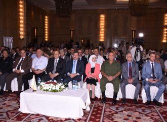 افتتاح المؤتمر العلمي الأول للتكنولوجية والعلوم الصيدلانية