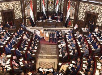 مجلس الشعب يعقد جلسته الأولى من الدورة العادية الحادية عشرة ستة مشروعات لتوليد الطاقة بكلفة تتجاوز 1500 مليار ليرة