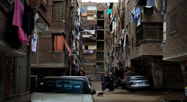 ارتفاع نسبة الفقر في مصر..
