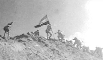 حرب تشرين التحريرية حطّمت أسطورة التفوق الصهيوني