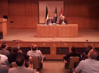 مناقشة الاستعدادات الخاصة بالمؤتمرات الانتخابية لشبيبة الثورة
