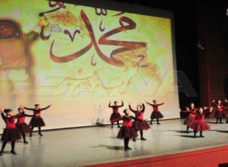 أطفال موهوبون على مسرح أوبرا دمشق