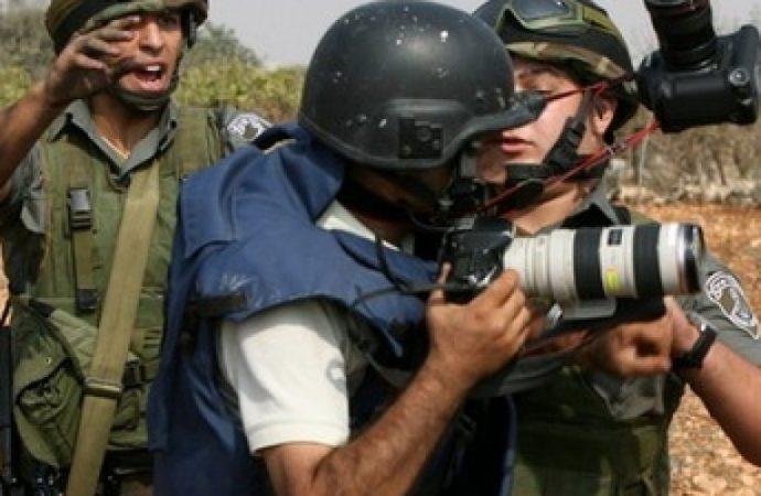 الكيان الصهيوني: 600 انتهاك بحق الإعلام.. واستهداف متعمّد للصحفيين