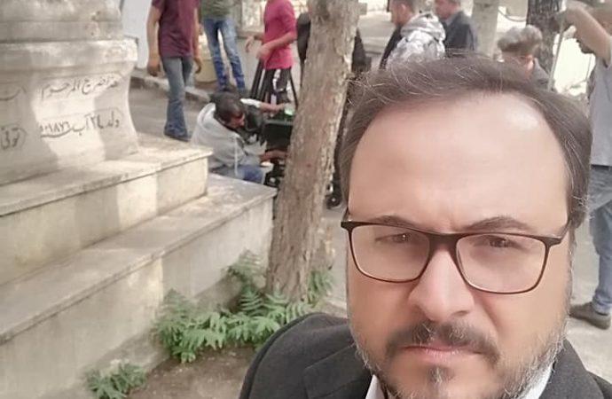 مالك محمد: باسل الخطيب يعمل في التلفزيون بعين المخرج السينمائي