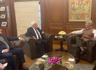 الهند تؤكّد دعمها الكامل لسورية في حربها على الإرهاب بلال في نيودلهي يلتقي نائب الرئيس ووزير الخارجية