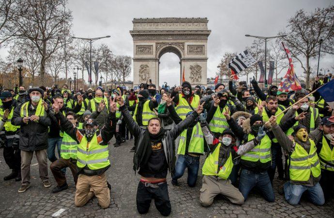 في الذكرى الأولى لاحتجاجات السترات الصفراء