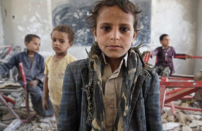صنعاء: أطفال اليمن يتعرّضون للقتل الممنهج من قبل العدوان السعودي
