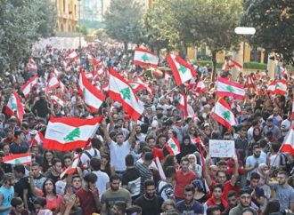 التظاهرات تدخل شهرها الثاني.. وعون يحيل 18 ملف فساد إلى القضاء