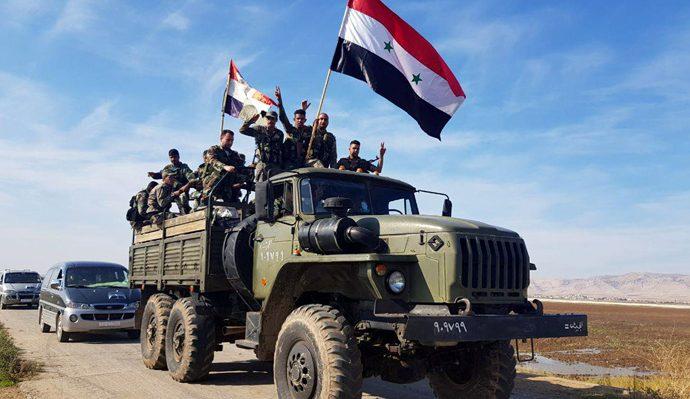 اعتداءات إرهابية على الأحياء السكنية في حلب الجيش يعزّز نقاط انتشاره في ريف القامشلي الشرقي