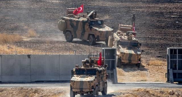 العدوان التركي يثير تغييرات سياسية