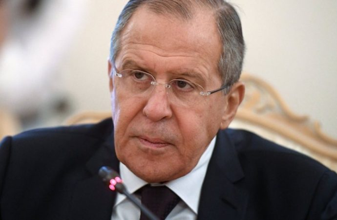 لافروف: روسيا متمسّكة بعدم السماح بوقوع حرب نووية