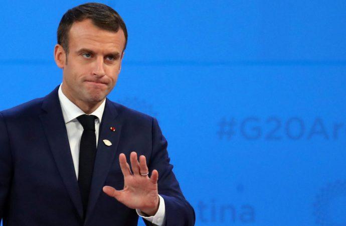 ماكرون ودور أوروبا في الناتو
