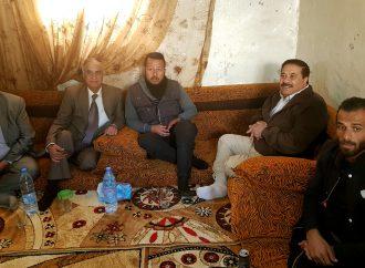 بتوجيه من الرئيس الأسد.. تكريم جرحى الجيش في الحسكة
