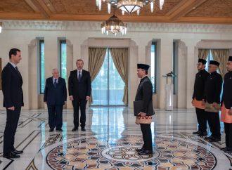 الرئيس الأسد يتقبّل أوراق اعتماد سفيري أندونيسيا وجنوب أفريقيا