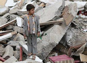 7500 طفل ضحايا العدوان السعودي على اليمن