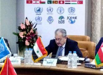سورية تشارك في اجتماع مجلس المركز الإقليمي لإدارة المياه الحضرية