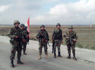 بعد انتشار الجيش.. إعادة فتح الطريق الدولي الحسكة- حلب أمام حركة النقل والسير