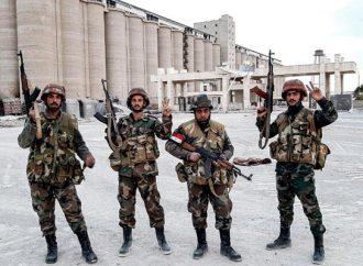 الجيش يدخل قرى السوسة والسويفة والنجودية وصوامع العالية القضاءعلى آخر تجمعات الإرهابيين في إعجاز بريف إدلب