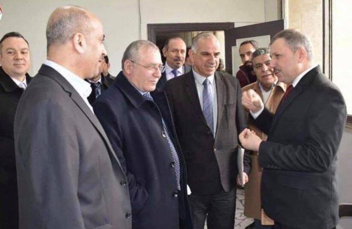 افتتاح مركز الشهباء للدراسات الإستراتيجية