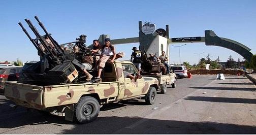 موقف الجيش الليبي يسقط كل رهانات أردوغان
