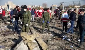 إيران تحدد هوية 50 من ضحايا الطائـــرة الأوكرانيـــة المنكوبـــة