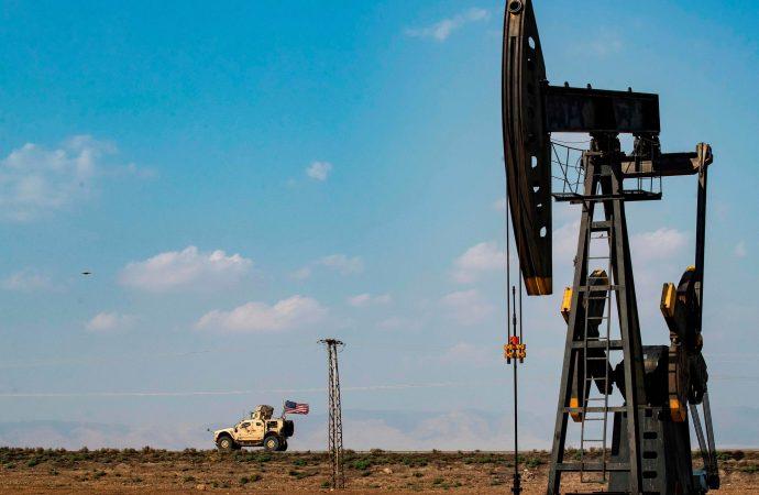 ترامب.. وسرقة النفط السوري