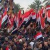 مظاهرات ضد الوجود الأمريكي في العراق