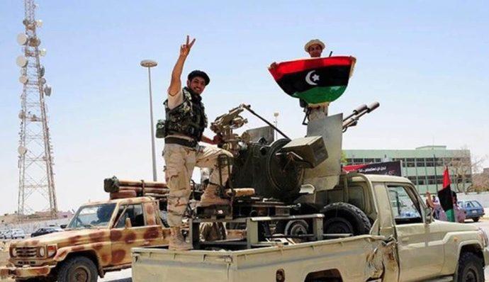 مشاركة النظام التركي تُفشل محادثات تثبيت وقف إطلاق النار في ليبيا