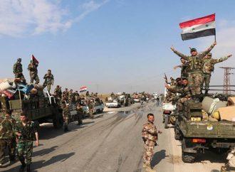 الجيش يحكم سيطرته الكاملة على معرة النعمان ووادي الضيف.. وفرار جماعي للمجموعات الإرهابية نحو الحدود التركية