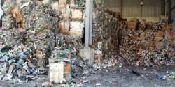 """الأول من نوعه في الشرق الأوسط.. معمل """"لتدوير النفايات الصلبة"""" في السويداء"""