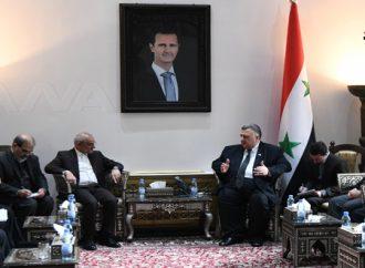 صباغ لميرزائي: توطيد العلاقات في مختلف المجالات مذكرة تفاهم سورية إيرانية لتبادل الخبرات التعليمية
