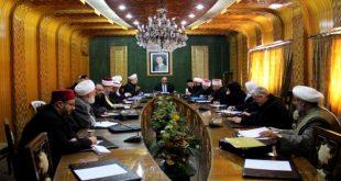 المجلس العلمي الفقهي واتحاد علماء بلاد الشام: انتصارات الجيش في حلب أسقطت أوهام أردوغان