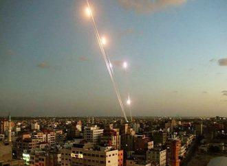 ردّاً على العدوان الإسرائيلي.. صواريخ جديدة على المستوطنات