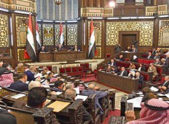 مجلس الشعب: تحرير حلب انتصار لسورية وللإنسانية