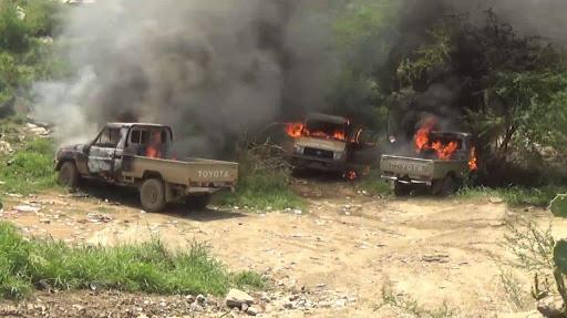 الجيش اليمني يفشل محاولة تسلل لمرتزقة بني سعود في جيزان