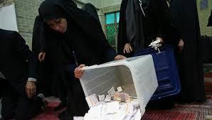 طهران: 42 % نسبة المشاركة في الانتخابات